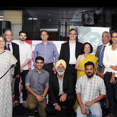Participants of Typhoo and Rainforest Alliance Round Table in Mumbai on Better Products Better Practices Better World, April 23rd 2015